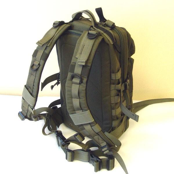 Тактический рюкзак KAHU - компактный.