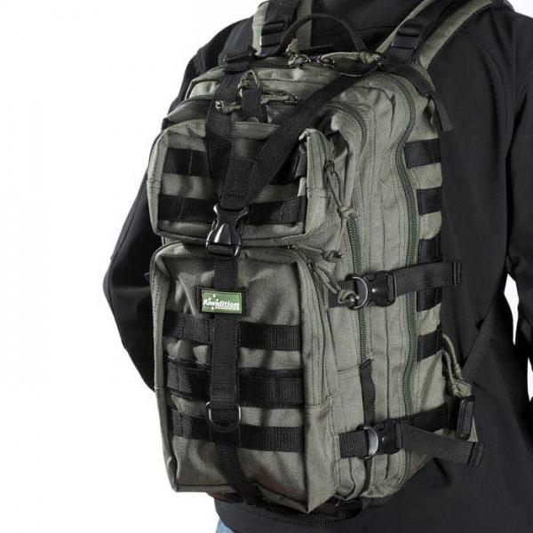 Тактический рюкзак KAHU - компактный вместительный рюкзак для однодневных выходов (1-Day Assault...
