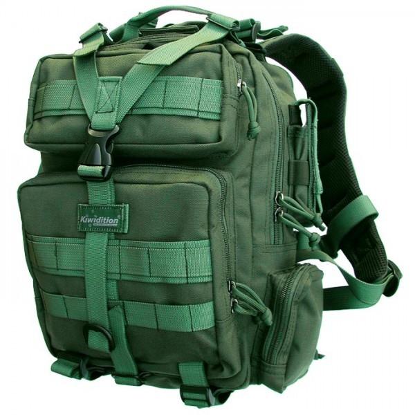 Многоцелевой тактический рюкзак Tonga II является двухлямочной версией популярной однолямочной...