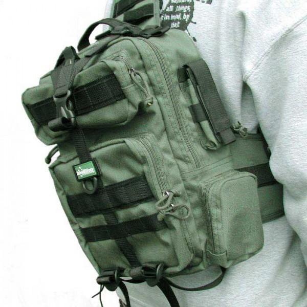 Однолямочный рюкзак Kiwidition Tonga - Магазин пневматического оружия в...
