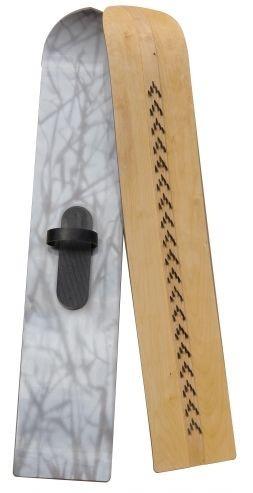 Как сделать деревянные лыжи, ВСЁ СВОЁ!